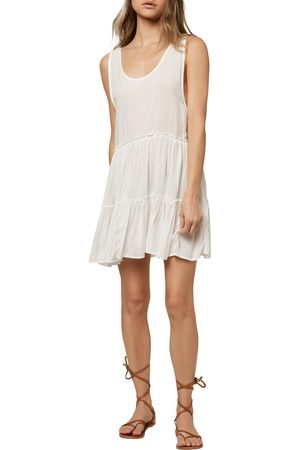 O'Neill Women's Linnet Sleeveless Cover-Up Minidress