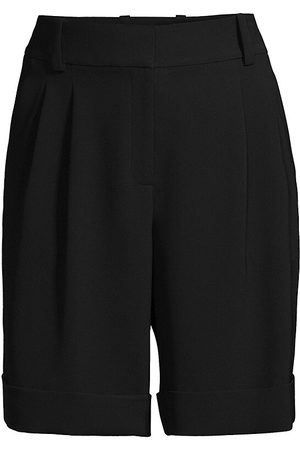 Lafayette 148 New York Women's Ellis Pleated Short - - Size 2