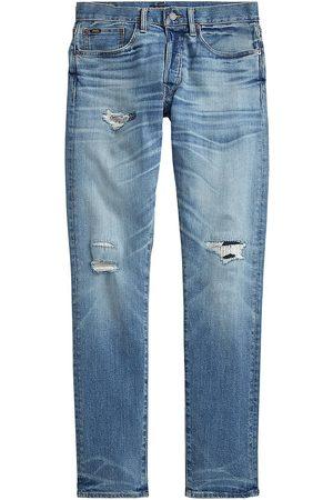 Polo Ralph Lauren Women's The Sullivan Low-Rise Slim Stretch Jeans - Denim - Size 36