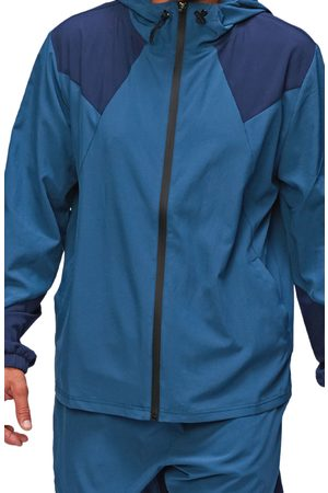 Threads 4 Thought Men's Jerome Eco Tech Water Repellent Stretch Windbreaker Jacket