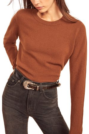 Reformation Women's Cashmere Sweater