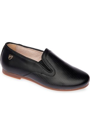 Venettini Little Boy's and Boy's Falcon Leather Slip-Ons - - Size 9 (Toddler)