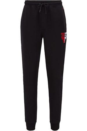 BOSS x NBA Men's Bulls Logo Sweatpants - - Size Small
