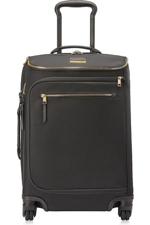 Tumi Men's Voyageur Leger Leather-Trim Suitcase