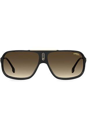 Carrera Men's Cool 64MM Aviator Sunglasses - Light