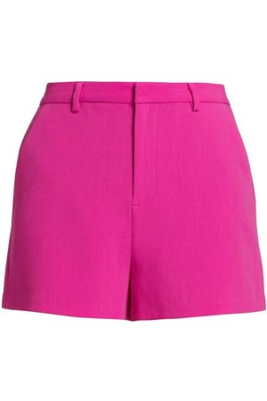 L'Agence Women's Aneta Shorts - Rose Violet - Size 0