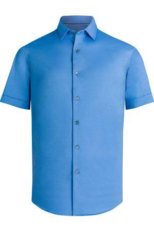 Bugatchi Men's Ooohcotton Short Sleeve Button-Up Shirt