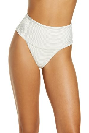 L*Space Women's Desi High Waist Bikini Bottoms