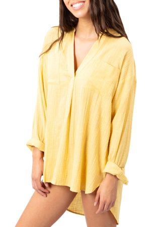 Rip Curl Women's Classic Surf Long Sleeve Woven Shirt