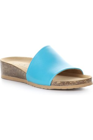 Bos. & Co. Women's Lux Slide Sandal