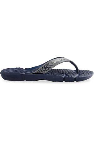 Havaianas Men's Power 2.0 Flip Flops - Navy - Size 8