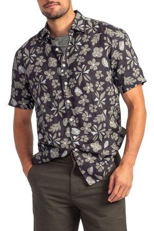 Rodd & Gunn Men's Mead Linen Short Sleeve Button-Up Shirt