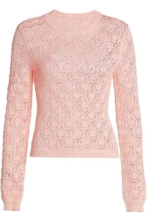 RACHEL COMEY Women's Bassi Knit Top - - Size Medium