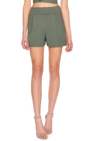 Susana Monaco Women's Pleated Shorts