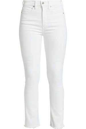 VERONICA BEARD Women's Carly Kick-Flare Jeans - - Size 32