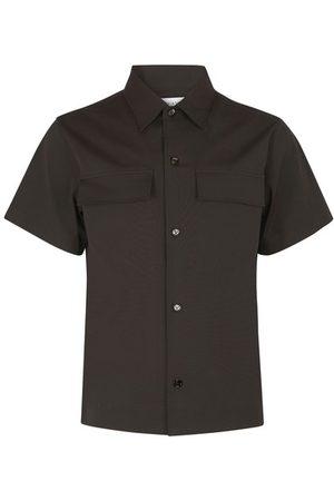 Bottega Veneta Stretch Popeline shirt