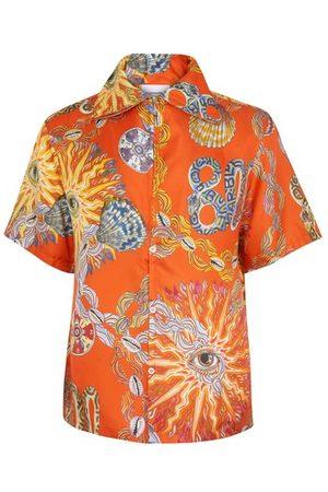Bluemarble Printed short sleeve shirt