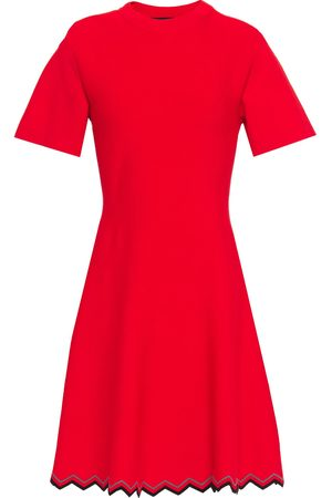 Proenza Schouler Woman Stretch-knit Mini Dress Size L