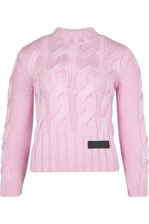 Patou Cable knit sweater