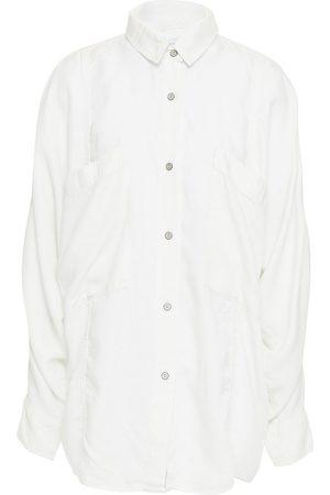 IRO Woman Inval Tencel Shirt Size 34