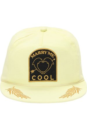 COOL TM Men Hats - Venice Cotton Hat W/ Logo Patch