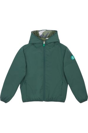 save the duck Reversible Recycled Nylon Tech Jacket