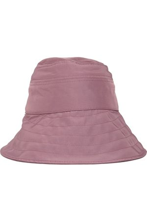 The Attico Nylon Bucket Hat