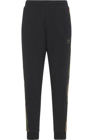 adidas Men Sweatpants - Camo 3 Stripes Cotton Sweatpants