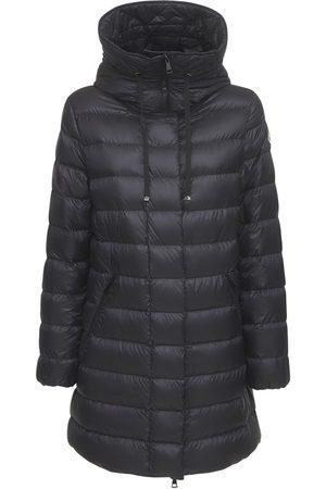 Moncler Women Coats - Gnosia Light Nylon Down Coat