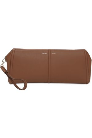 Max Mara Women Clutches - Elsap Long Leather Clutch
