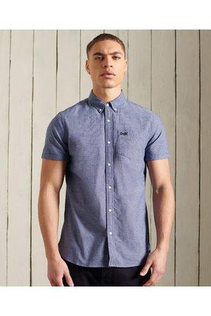 Superdry Men Short sleeves - Classic University Oxford Short Sleeved Shirt
