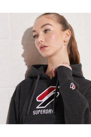 Superdry Women Hoodies - Sportstyle Classic Boxy Hoodie
