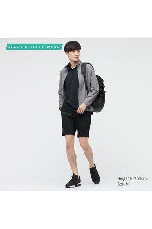 UNIQLO Men Polo Shirts - Men's Dry-Ex Short-Sleeve Polo Shirt, , XXS