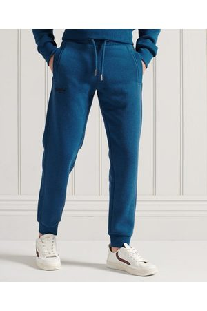 Superdry Men Pants - Orange Label Classic Sweatpants