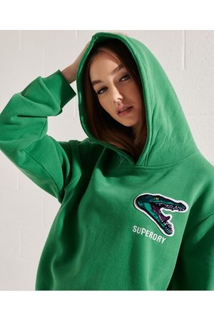 Superdry Modern Franchise Oversized Hoodie