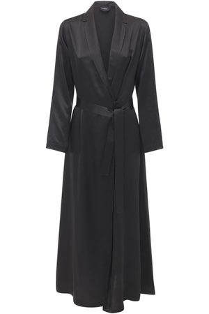 La Perla Silk Long Robe