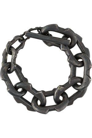 PARTS OF FOUR Deco chain bracelet - Metallic