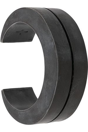 PARTS OF FOUR Bracelets - Crescent Crevice v2 30mm bracelet - Grey