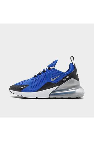 Nike Casual Shoes - Big Kids' Air Max 270 Shooting Stars Casual Shoes in /Game Royal Size 3.5