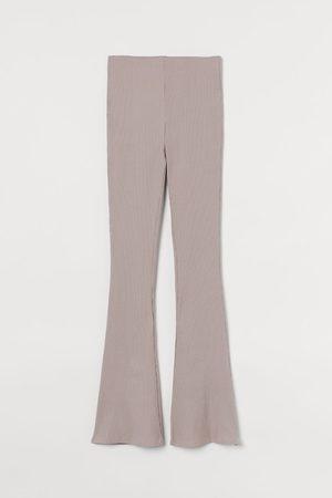 H&M Women Jeans - Ribbed Leggings