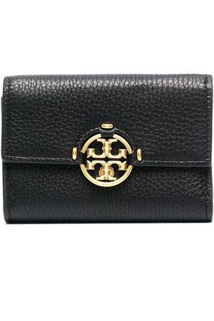 Tory Burch Women Wallets - Kira logo-plaque wallet