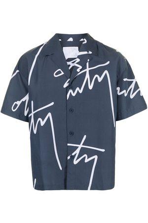 Off-Duty Men Shirts - Logo-print Baali shirt