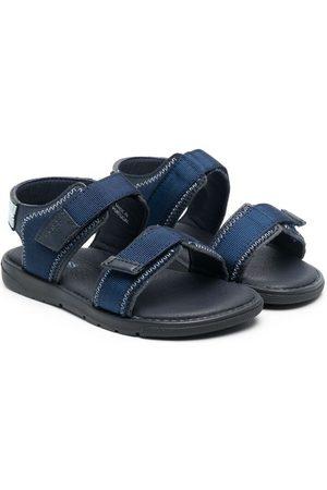 HUGO BOSS Touch-strap detail sandals