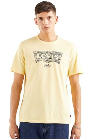 Levi's Housemark Graphic L Ssnl Hm Fish Fill