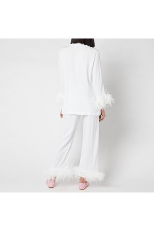 Sleeper Women's Party Pyjama Set with Double Feathers