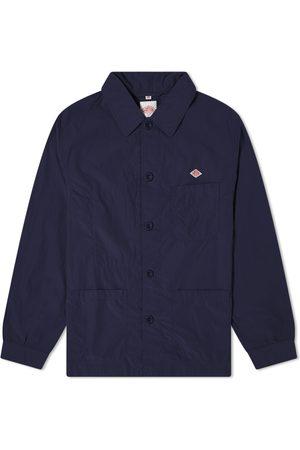 DANTON Men Shirts - Poplin Shirt Jacket
