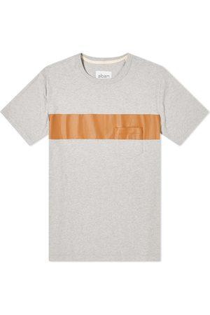 Albam Men T-shirts - Panel Print Tee