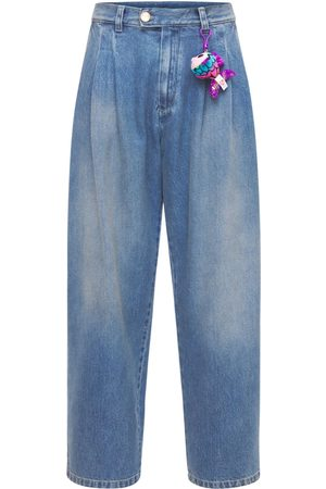 COOL TM Men Straight - Straight Leg Denim Grandpa Jeans