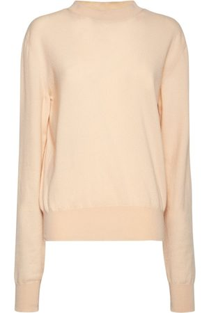 Bottega Veneta Cashmere Knit Crewneck Sweater