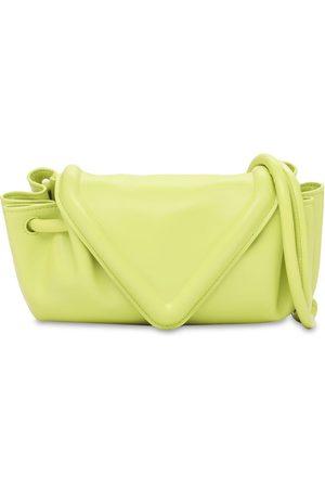 Bottega Veneta Nappa Leather Shoulder Bag